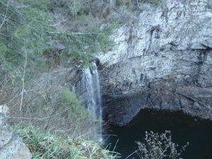 Fall Creek Falls - December 23, 2007