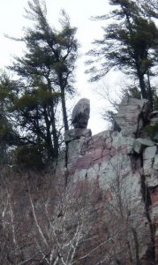 Devil's Lake SP - Balanced Rock