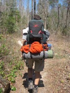 <b>Hiking Out</b>