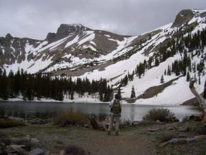 Wheeler Peak - Great Basin National Park