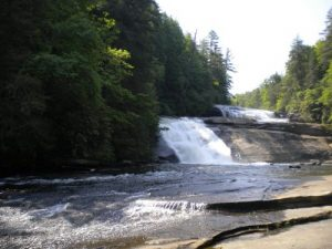 DuPont State Forest - High Falls - April 8, 2009