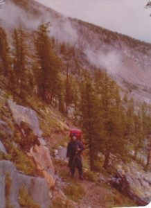 Beaverhead National Forest - Anaconda-Pintler Wilderness - July 5, 1977