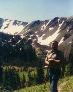 Flathead National Forest - Jewel Basin Hiking Area - July 22, 1989