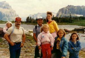 Glacier National Park - Hidden Lake Trail - August 2, 1990