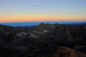 Rocky Mountain National Park - Tonahutu Trailhead to Longs Peak Trailhead