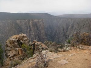 Black Canyon of the Gunnison National Park - Warner Point