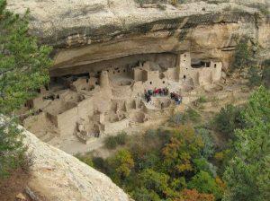 Mesa Verde National Park -- Cliff Palace Trail
