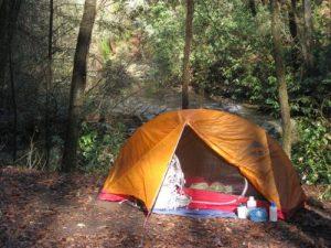<b>River Campsite</b>