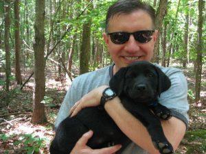 <b>Boone Dog</b><br> Boone Dog's First Hike
