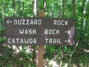 <b>Trail To The Buzzard Rock Overlook</b>