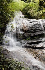 Winding Stairs Trail/Miuka Falls