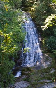 Jocassee Gorges on the Foothills Trail