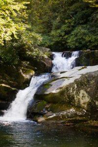Slickrock Creek at Joyce Kilmer