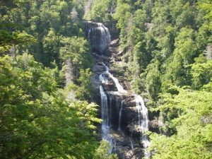 <b>Foothills Trail</b><br> Whitewater Falls