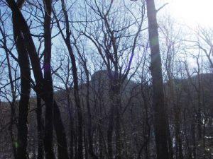 Pilot Mountain-loop hike