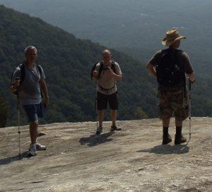 Table Rock Trail - September 3, 2011
