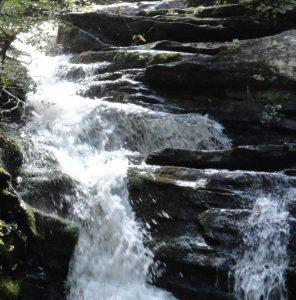 Pigpen and Licklog Falls - September 8, 2012