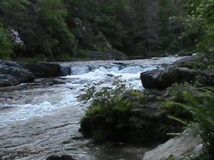 Big Bend Falls - June 1, 2013