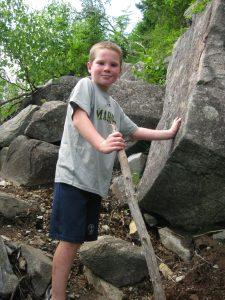 <b>Rock Scrambles</b><br> Some of the rock scrambles that await you on the Appalachian Trail.