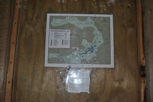 <b>pioneer loop trail</b><br> map of trails