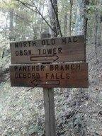 North Old Mac Trail