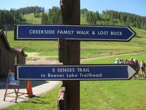 Five Senses Trail