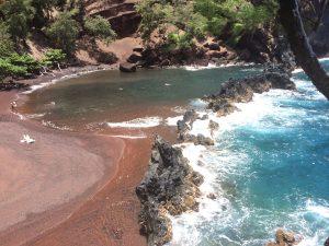 Kaihalulu Red Sand Beach - June 16, 2014