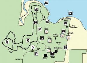 <b>Eden State Park Map</b>