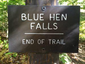 Cuyahoga Valley National Park – Blue Hen Falls