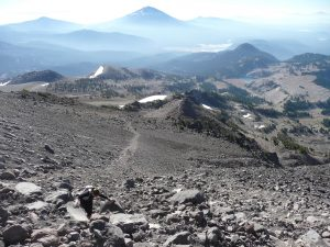 Mt. Bachelor Summit Trail
