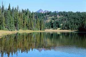 Todd Lake Trail