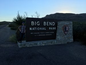 Big Bend National Park – Emory Peak and the South Rim
