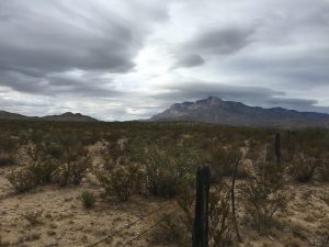 Guadalupe Mountains National Park – Guadalupe Peak