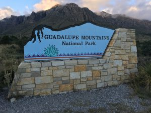 Guadalupe Mountains National Park – McKittrick Canyon