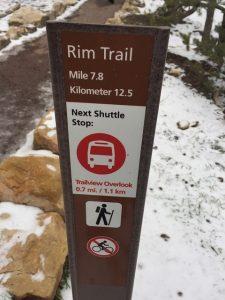 <b>Rim Trail</b>