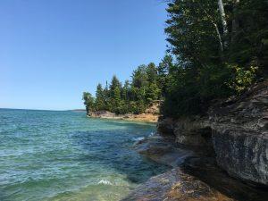 Pictured Rocks National Lakeshore – Little Beaver Lake to Miner's Castle