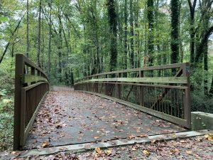 A.L. Burruss Nature Park - October 25, 2020
