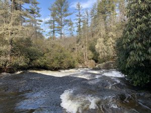 Panthertown Valley - Tuckasegee River - January 2, 2021